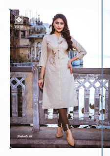 Kiana Soulmate Kurtis Collection In Wholesale