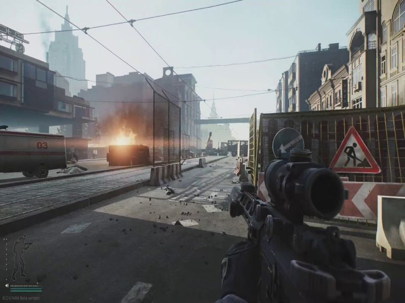 Download Escape from Tarkov Free Full Game For PC