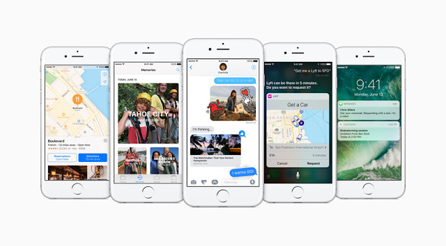 9 Tips Mempersiapkan update iOS 10 pada iPhone atau iPad