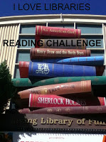 I Love Libraries Reading Challenge 2016
