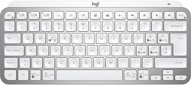 Logitech Mx keys Mini per mac