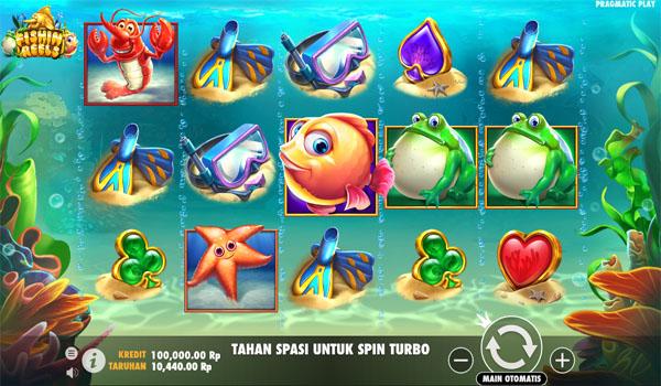 Main Gratis Slot Indonesia - Fishin' Reels Pragmatic Play