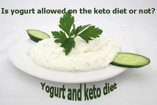 Is yogurt allowed on the keto diet or not?