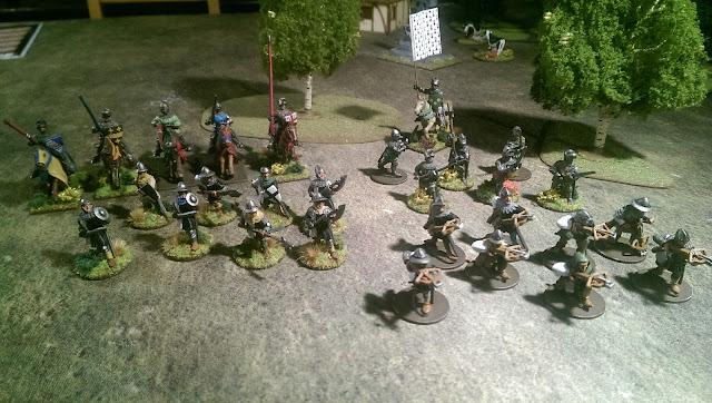 1449 - Saga Guerre de Cent Ans - Bretons vs Anglois IMAG9258