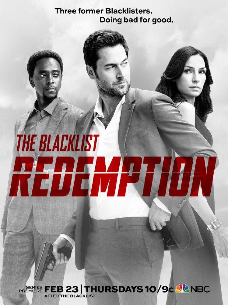 serieS de tv The Blacklist Redemption temporada 1 estreno españa