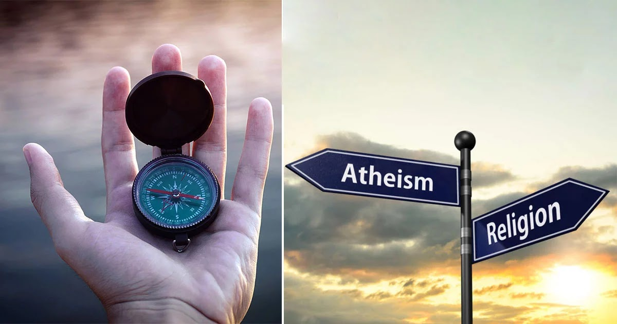 Study Finds That Atheists Have A Good Moral Compass