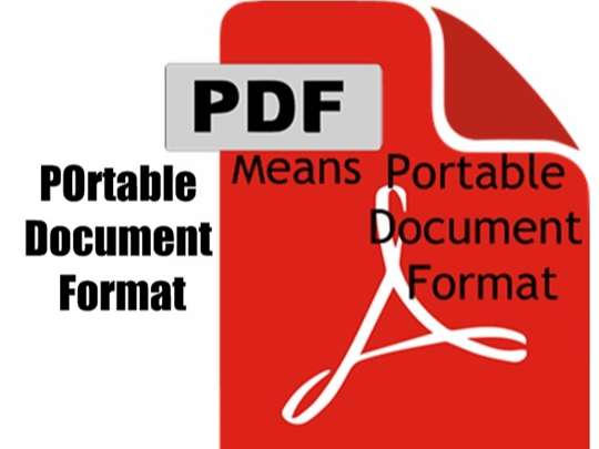 PDF Full Form