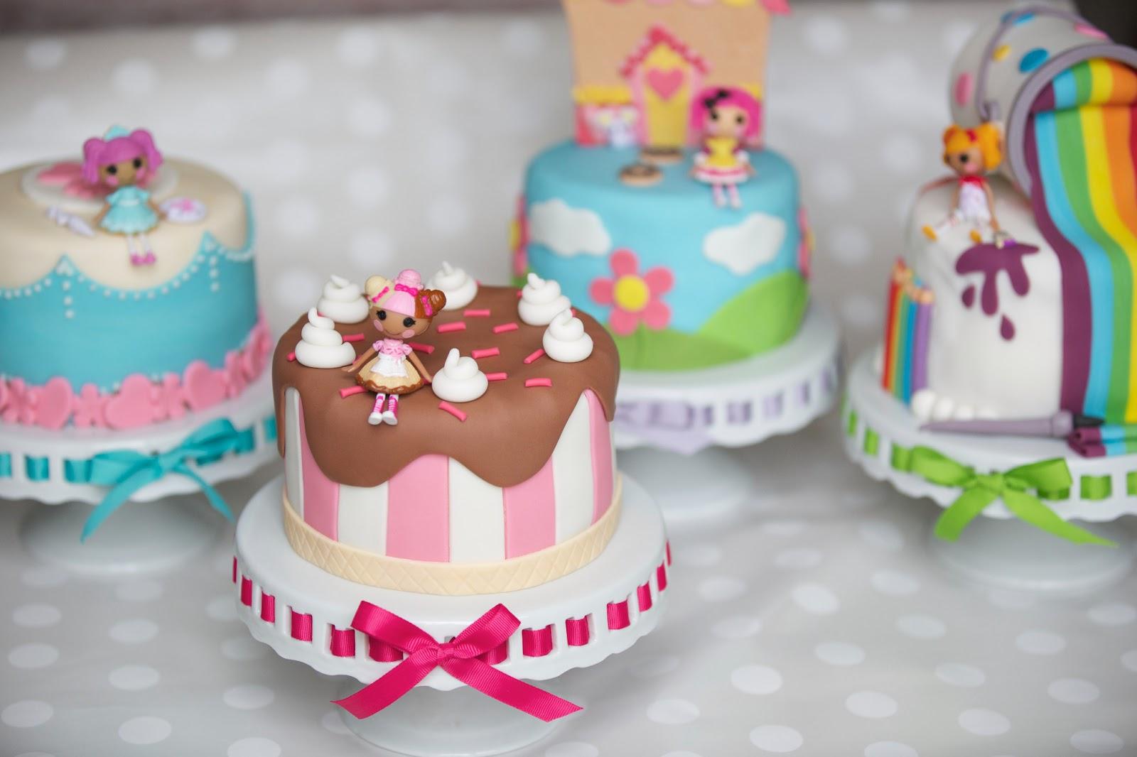Kaylynn Cakes Lalaloopsy Birthday