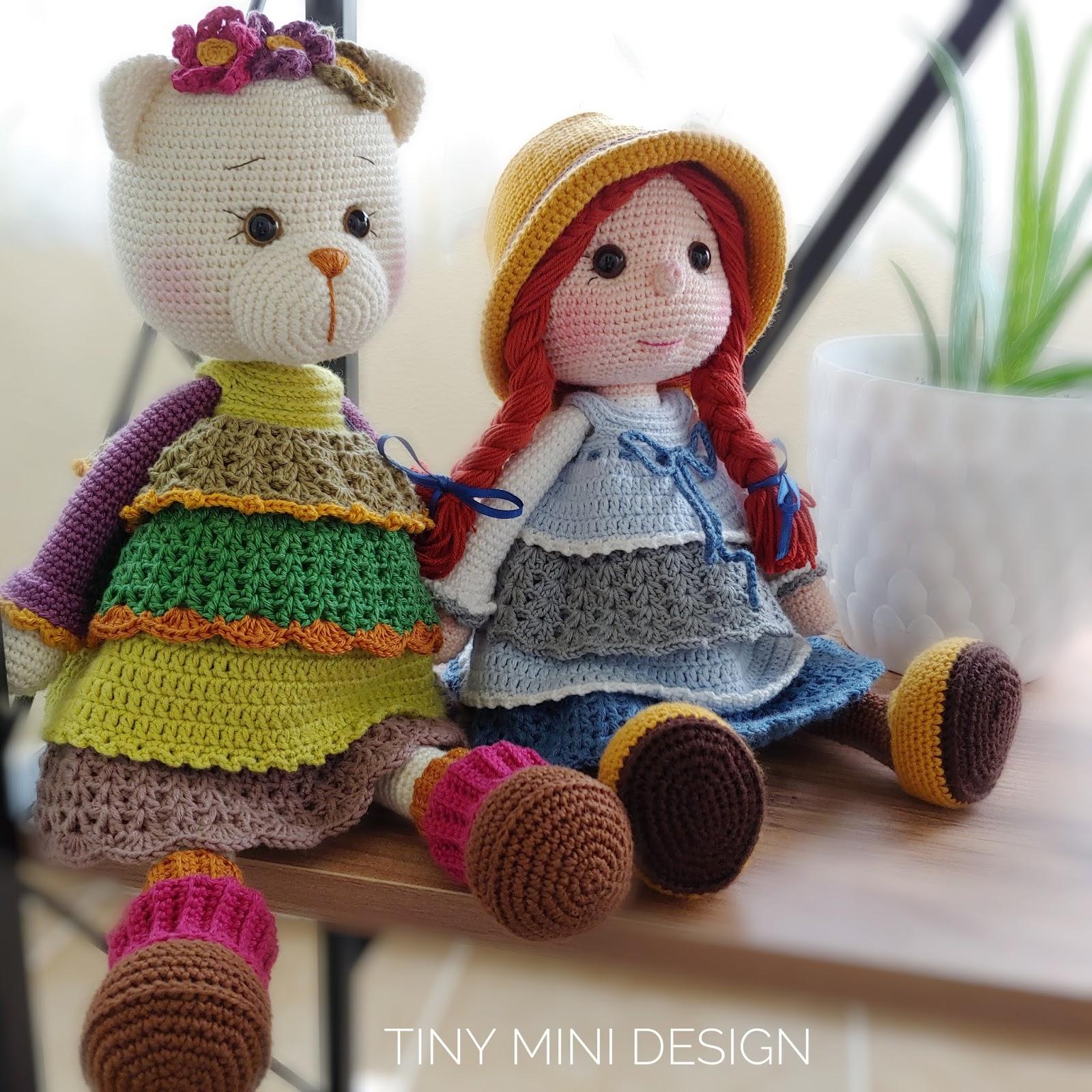 Örgü bebek elbise modeli yapılışı - Canım Anne | 1600x1600