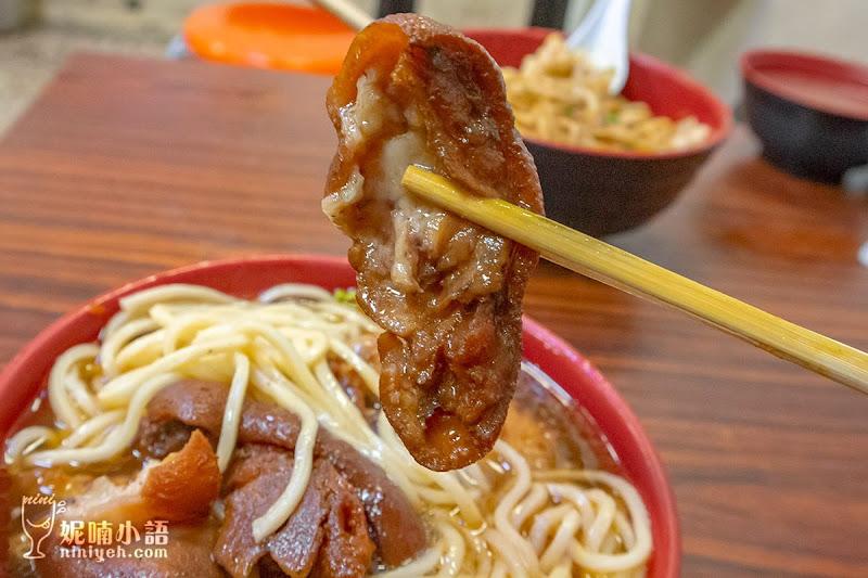 【嘉義美食】溫家川味牛肉麵。平日限定好吃到咬嘴巴的粉蒸排骨