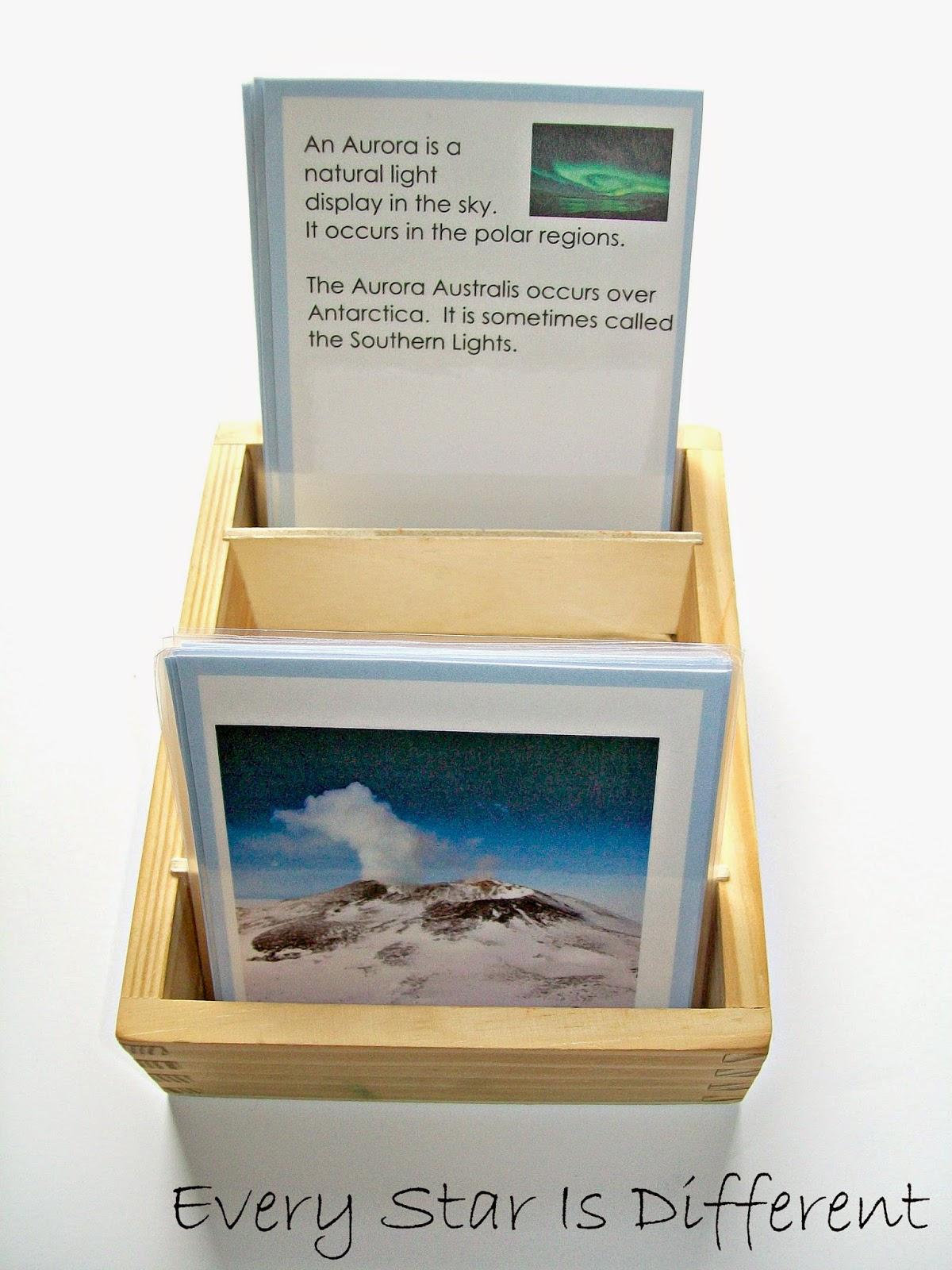 Antarctica Cards