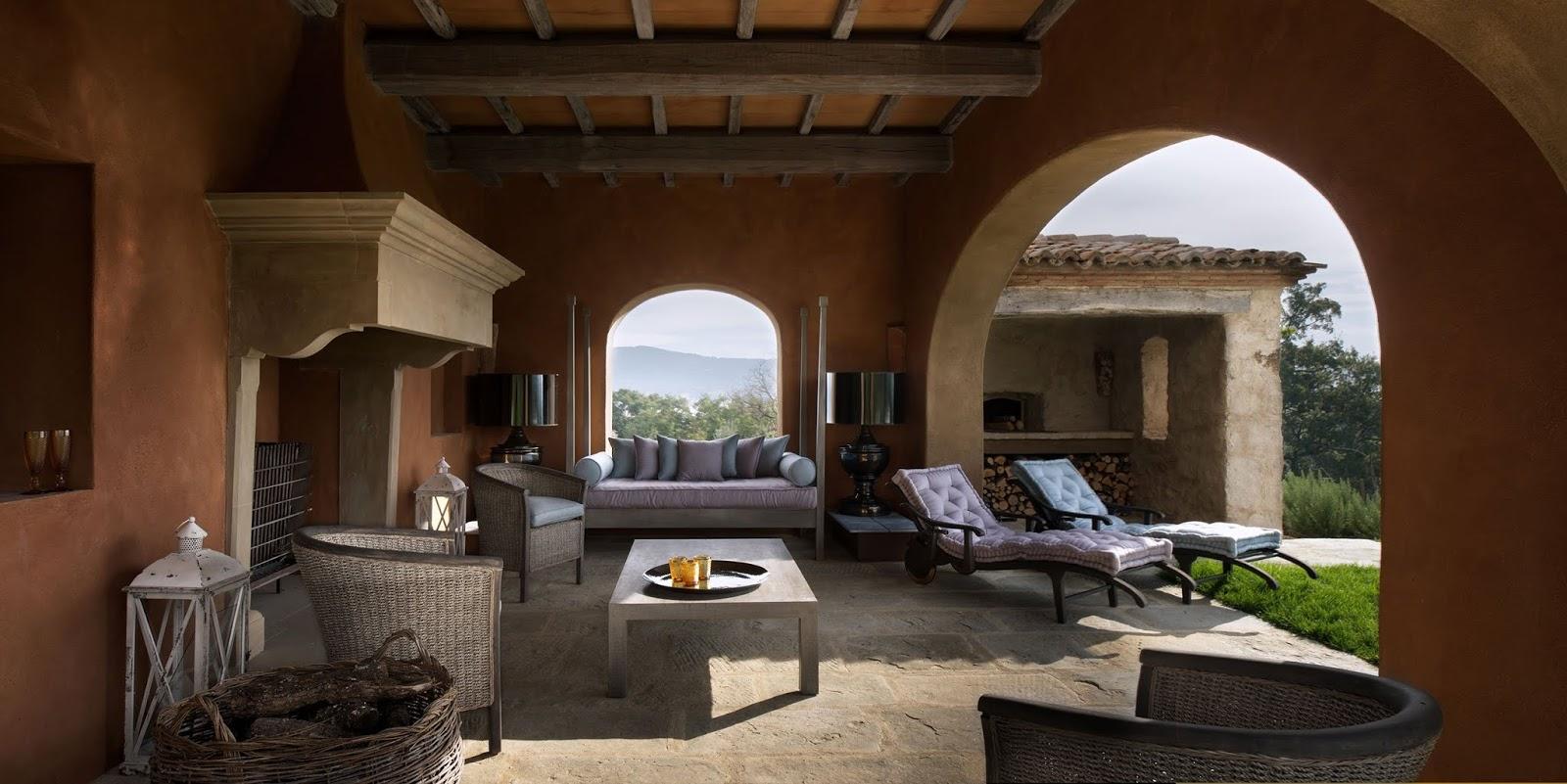 Reschio Estate in Rural Umbria, Italy