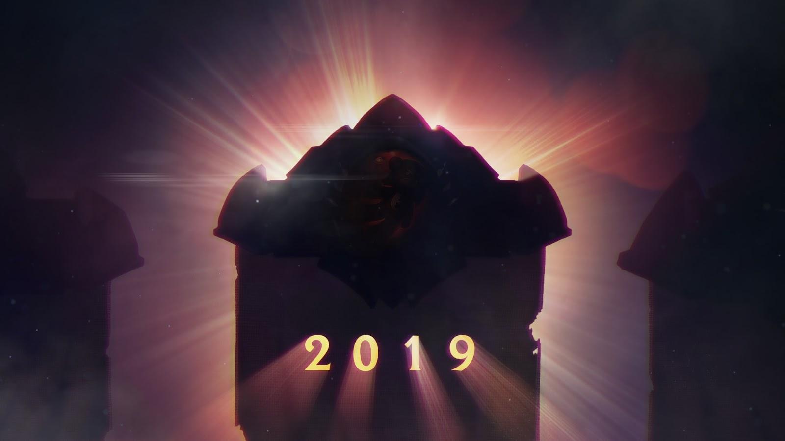 lol season 2019