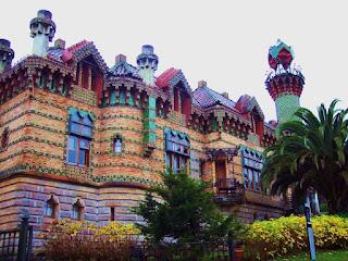 comillas turismo Capricho de Gaudí,