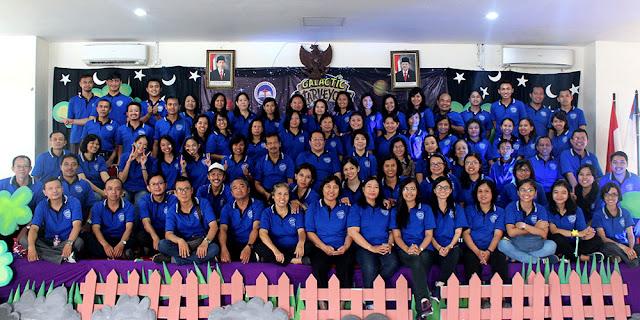Galactic Starveyors: VBS SD Kristen Kalam Kudus Surakarta 2018