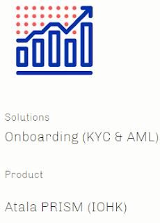 Cardano product Atala prism (IOHK) for Finance  Image
