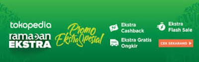 Program Ramadhan Ekstra Dari Tokopedia - Blog Mas Hendra