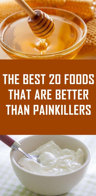 The Best 20 Foods That Are Better Than Painkillers