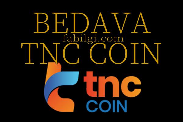 Anket Doldurarak TNC Coin Kripto Para Kazanma Yöntemi 2021