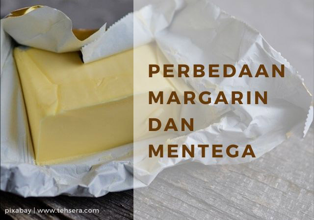 Samakah Margarin, Mentega, Butter, dan Rombuter?