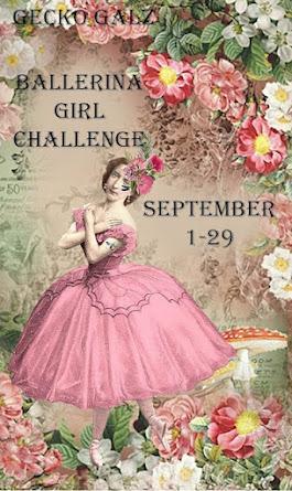 Monthly Challenge at Gecko Galz