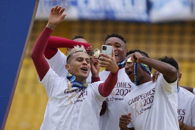 ¡Celebran los campeones! Este será el itinerario de regreso del DEPORTES TOLIMA a Ibagué, tras lograr la Liga BetPlay 1 2021