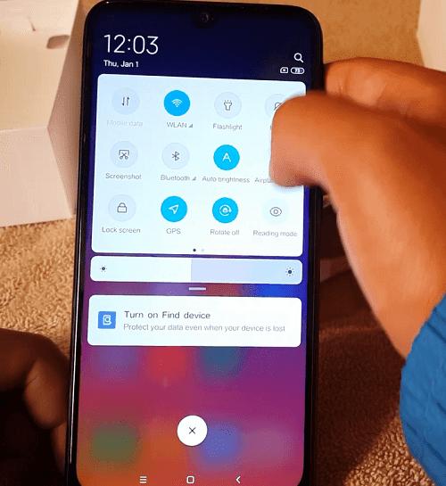 فتح علبة هاتف Xiaomi Redmi Note 7 المواصفات و الإنطباع الأولي