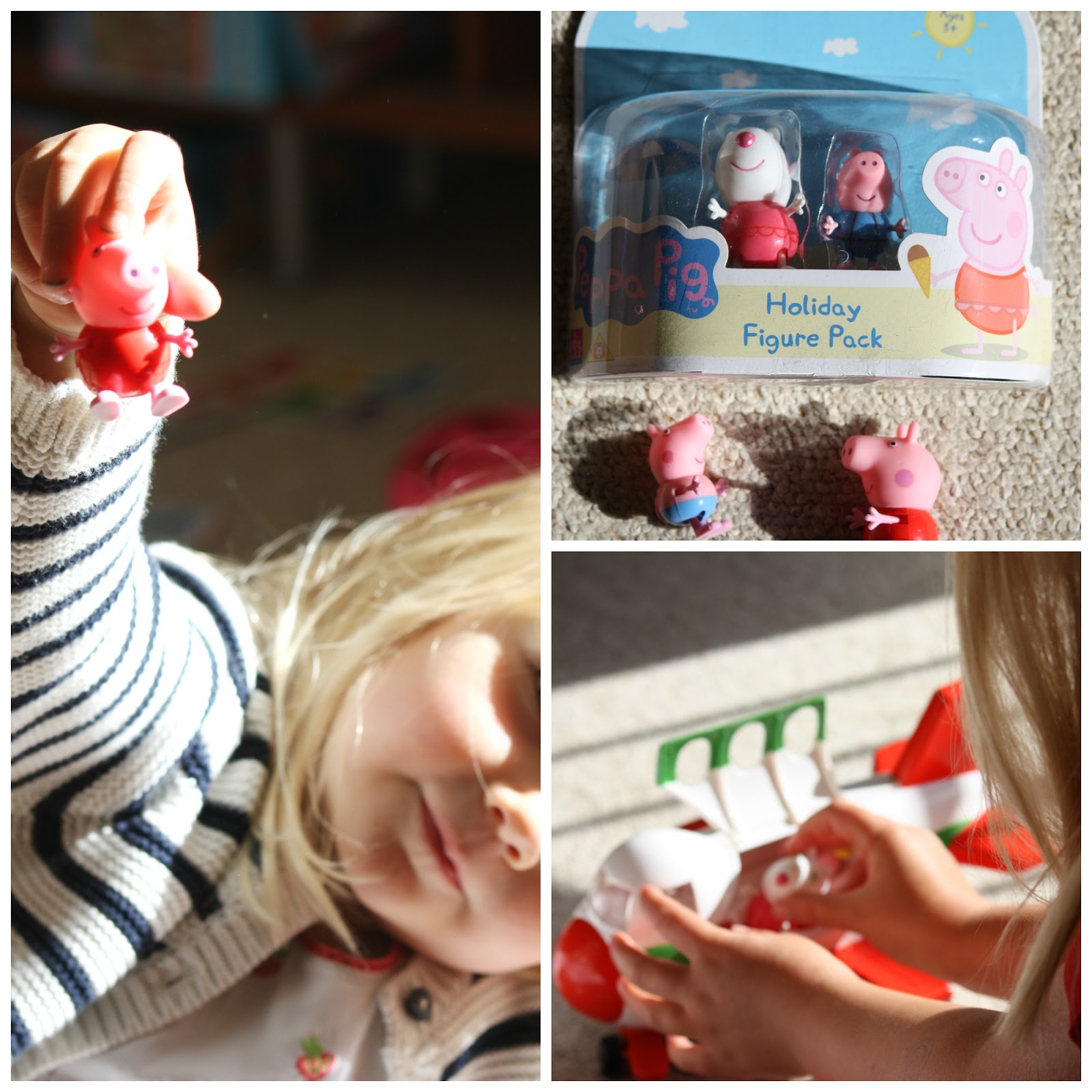 Mellow Mummy Holiday Fun With Peppa Pig And Friends