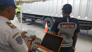Jasa Marga Cirebon Jaring Angkutan Berat Melebihi Muatan