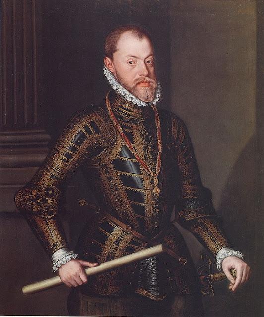 Rei Filipe II da Espanha