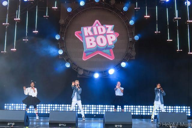 Kidz Bop CBBC Summer social