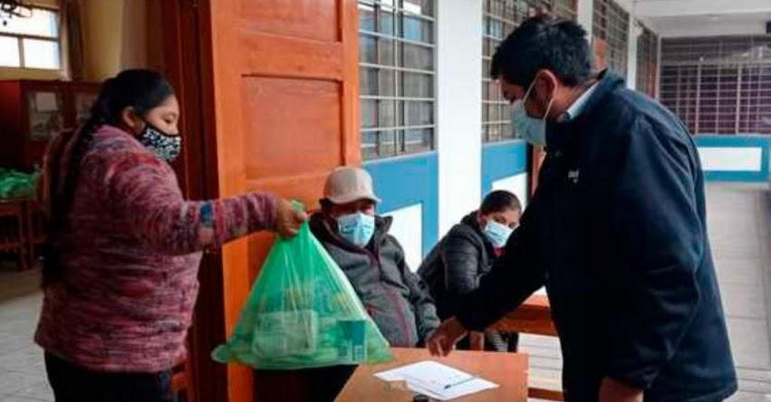 QALI WARMA: Programa social inicia distribución de más de 10 toneladas de alimentos para desayunos escolares en Tacna - www.qaliwarma.gob.pe