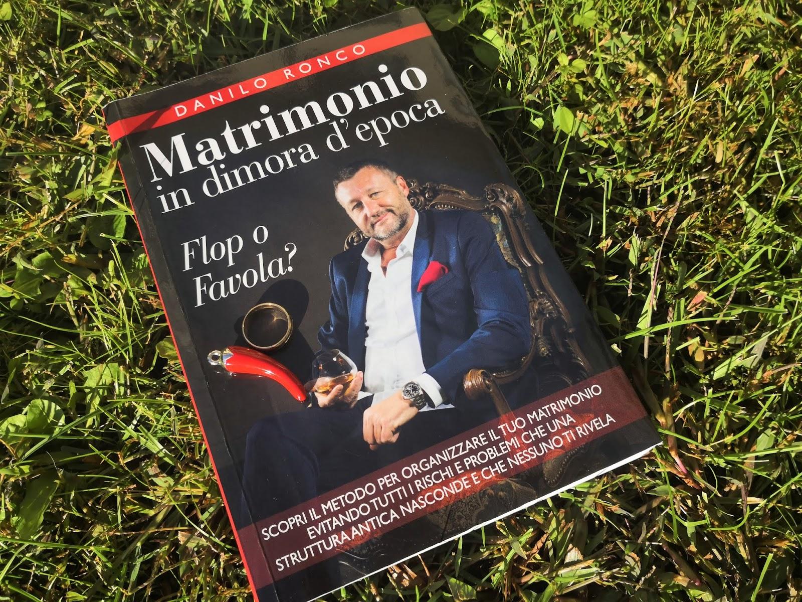 Partecipa anche tu alla presentazione del libro Matrimonio in Dimora D'Epoca Flop o Favola