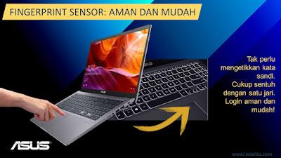 Fingerprint Sensor ASUS VivoBook 15 A516