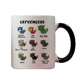 cana cu pisici