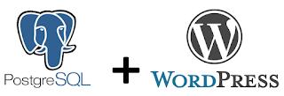 ¿Se puede utilizar Wordpress con PostgreSQL?