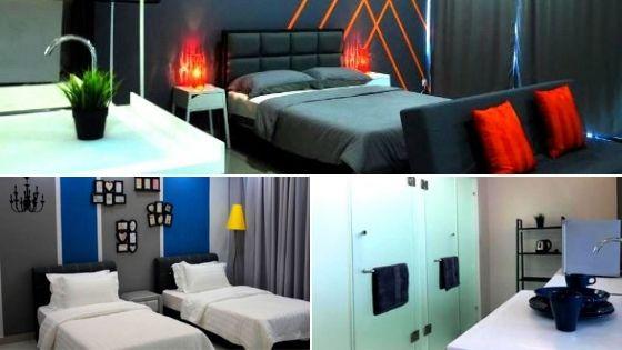 Felora suite trefoil shah alam