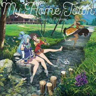 [Single] V.A. – My Home Town [MP3/320K/ZIP] | Ending Anime Movie KonoSuba: Kurenai Densetsu