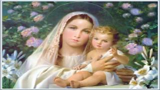 Cantos para missa Mãe de Deus-Ano Novo