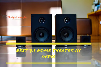 best 7.1 home theater system in India