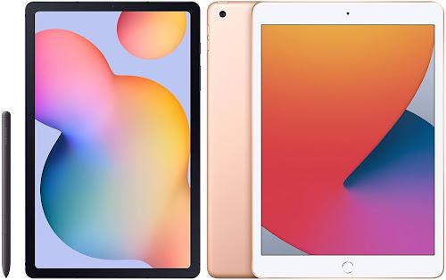 Samsung Galaxy Tab S6 Lite vs Apple iPad 10.2 (2020)
