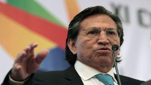 Arrestan en EE.UU. al expresidente peruano Alejandro Toledo