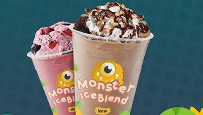Franchise Monster Ice Blend