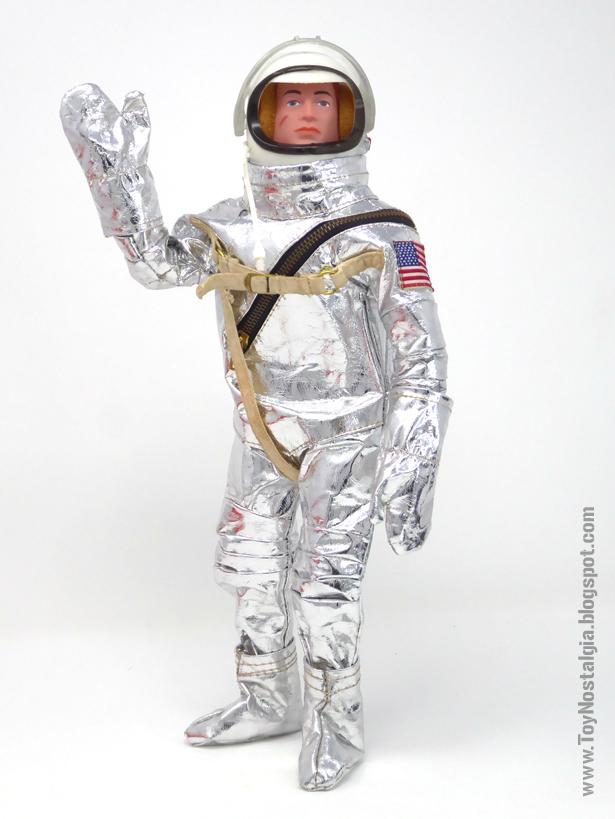 ACTIONMAN Astronauta - Traje espacial MK4 (ACTION MAN ASTRONAUT  HASBRO-PALITOY)