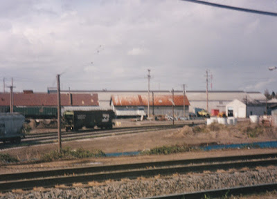 United Grain Corporation SW9 RE-1254 in Vancouver, Washington, in March, 1997