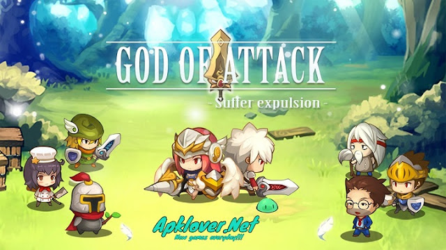 God of Attack MOD APK Unlimited Money