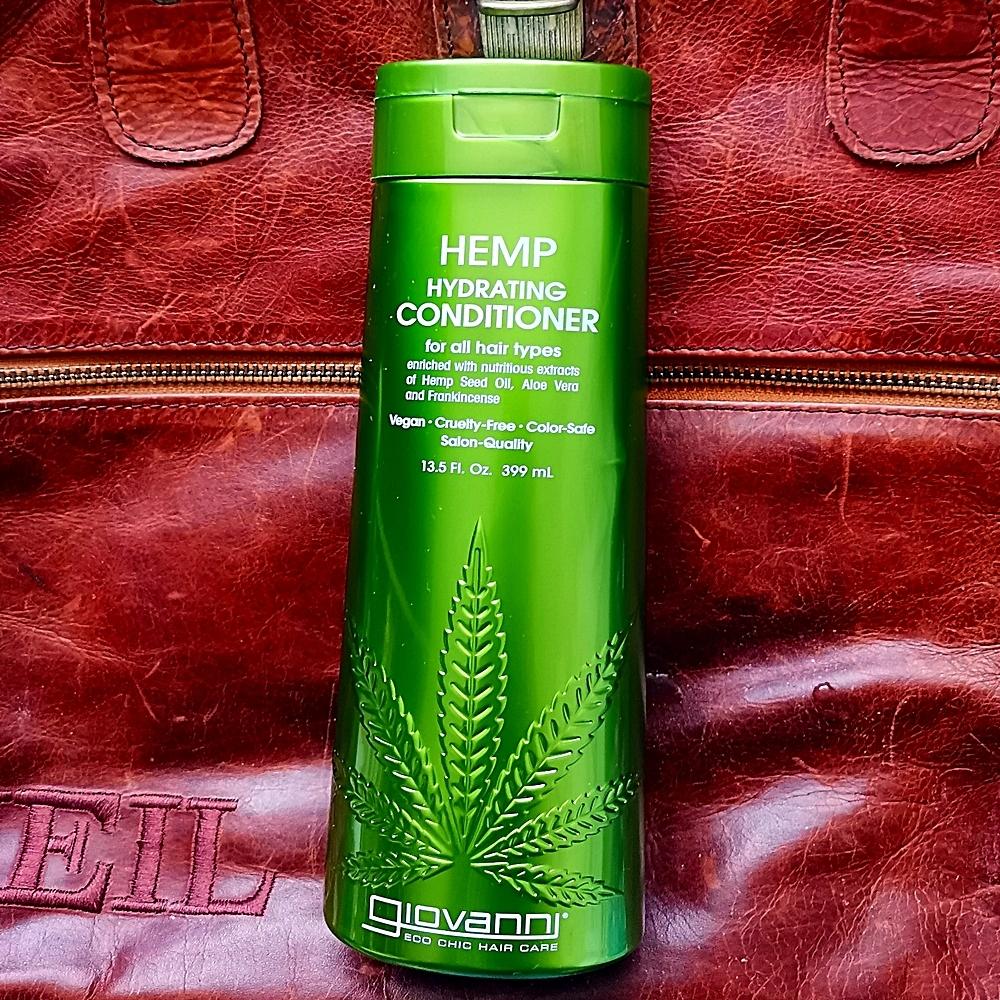 hemp hair conditioner