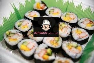 Sushi Rolls (Maki Sushi)