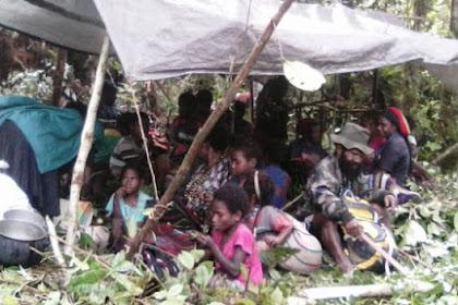 Korban Meninggal Konflik Nduga,Papua 182 Orang; Bencana Besar tapi di Jakarta Santai-santai saja