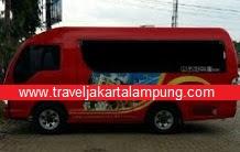 Travel Jakarta -Lampung - Palembang - Linggau - Bengkulu